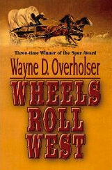 WHEELS ROLL WEST - BOOK REVIEW