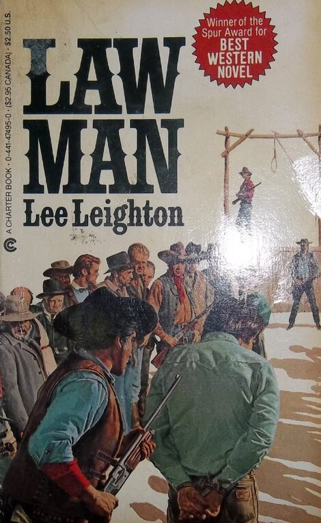 Law Man - western novel - book review