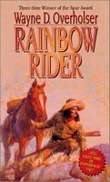 RAINBOW RIDER, western novel - BOOK REVIEW